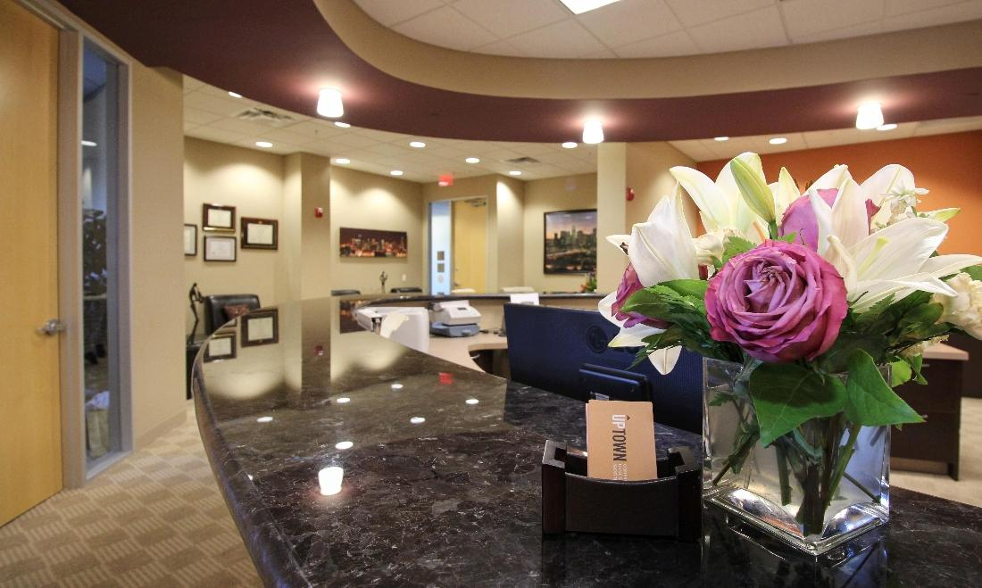 Friendly Dental Office in Aurora CO, Southlands Mall